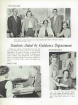 1963 Amherst Central High School Yearbook Page 12 & 13