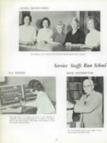 1963 Amherst Central High School Yearbook Page 14 & 15