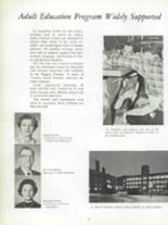 1963 Amherst Central High School Yearbook Page 16 & 17