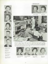 1963 Amherst Central High School Yearbook Page 18 & 19