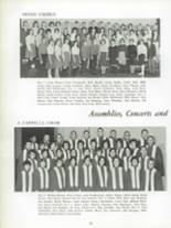 1963 Amherst Central High School Yearbook Page 28 & 29