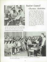 1963 Amherst Central High School Yearbook Page 34 & 35