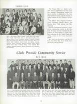 1963 Amherst Central High School Yearbook Page 36 & 37