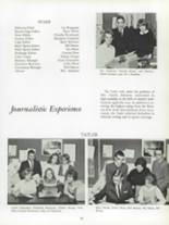 1963 Amherst Central High School Yearbook Page 38 & 39