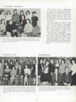 1963 Amherst Central High School Yearbook Page 40 & 41