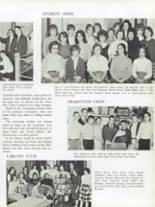 1963 Amherst Central High School Yearbook Page 42 & 43