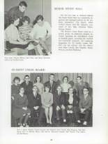 1963 Amherst Central High School Yearbook Page 48 & 49