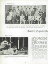 1963 Amherst Central High School Yearbook Page 50 & 51