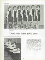 1963 Amherst Central High School Yearbook Page 52 & 53