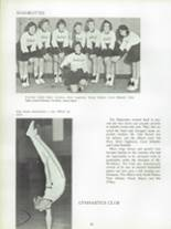 1963 Amherst Central High School Yearbook Page 54 & 55