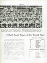 1963 Amherst Central High School Yearbook Page 56 & 57