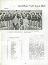1963 Amherst Central High School Yearbook Page 62 & 63