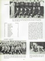 1963 Amherst Central High School Yearbook Page 64 & 65