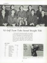 1963 Amherst Central High School Yearbook Page 66 & 67
