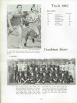 1963 Amherst Central High School Yearbook Page 70 & 71