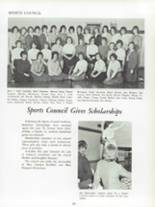 1963 Amherst Central High School Yearbook Page 72 & 73
