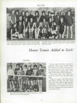 1963 Amherst Central High School Yearbook Page 74 & 75