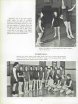 1963 Amherst Central High School Yearbook Page 76 & 77