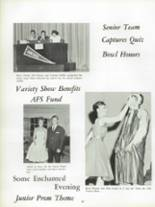 1963 Amherst Central High School Yearbook Page 86 & 87