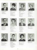 1963 Amherst Central High School Yearbook Page 98 & 99