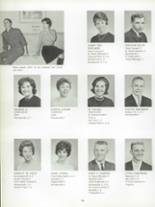 1963 Amherst Central High School Yearbook Page 100 & 101