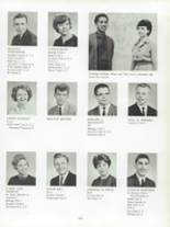 1963 Amherst Central High School Yearbook Page 104 & 105