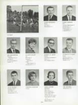 1963 Amherst Central High School Yearbook Page 108 & 109