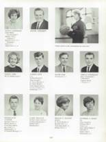 1963 Amherst Central High School Yearbook Page 110 & 111
