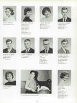 1963 Amherst Central High School Yearbook Page 116 & 117