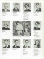 1963 Amherst Central High School Yearbook Page 126 & 127
