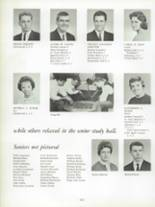1963 Amherst Central High School Yearbook Page 128 & 129