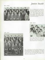 1963 Amherst Central High School Yearbook Page 132 & 133