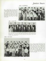 1963 Amherst Central High School Yearbook Page 134 & 135
