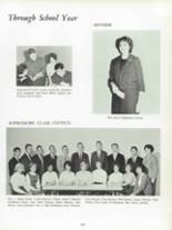 1963 Amherst Central High School Yearbook Page 138 & 139