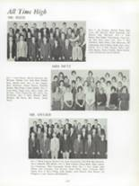 1963 Amherst Central High School Yearbook Page 140 & 141