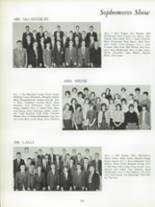 1963 Amherst Central High School Yearbook Page 142 & 143