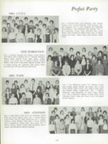 1963 Amherst Central High School Yearbook Page 144 & 145