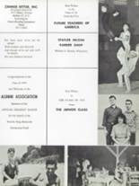 1963 Amherst Central High School Yearbook Page 148 & 149