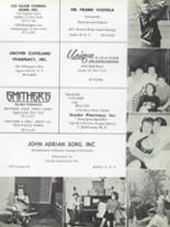 1963 Amherst Central High School Yearbook Page 152 & 153