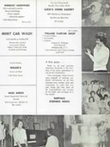 1963 Amherst Central High School Yearbook Page 156 & 157