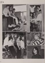1979 Wolcott Technical High School Yearbook Page 98 & 99