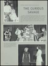 1981 Tri-Central High School Yearbook Page 16 & 17