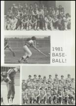 1981 Tri-Central High School Yearbook Page 28 & 29
