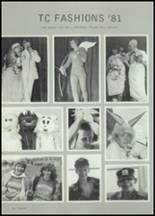 1981 Tri-Central High School Yearbook Page 34 & 35