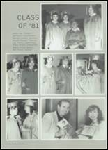 1981 Tri-Central High School Yearbook Page 36 & 37