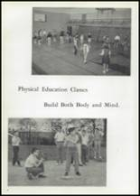 1961 Union High School Yearbook Page 12 & 13