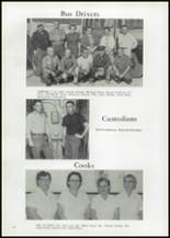 1961 Union High School Yearbook Page 20 & 21