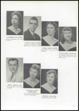 1961 Union High School Yearbook Page 22 & 23