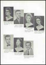 1961 Union High School Yearbook Page 26 & 27