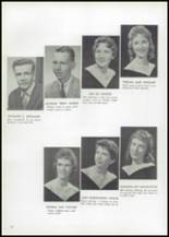 1961 Union High School Yearbook Page 28 & 29